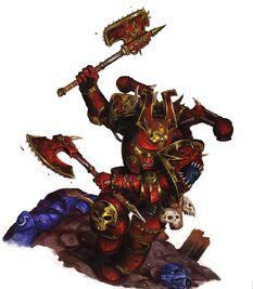 Caos devoradores mundo berserker Babaroth