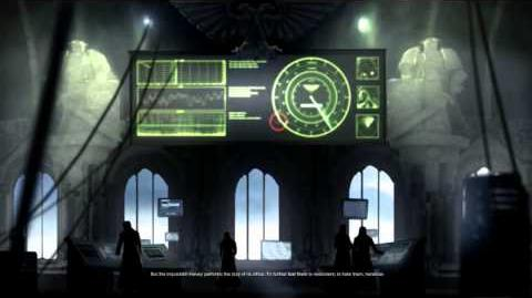 Dawn of War II Retribution Exterminatus Part 2 Cinematic