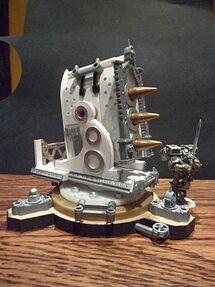 Lanzador de Misiles wikihammer 40K 1