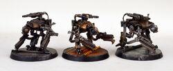 Mini mechanicus automata de combate vorax