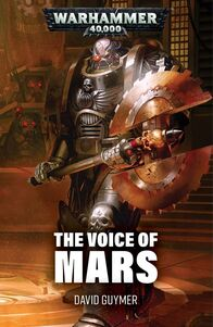 Novela The Voice of Mars
