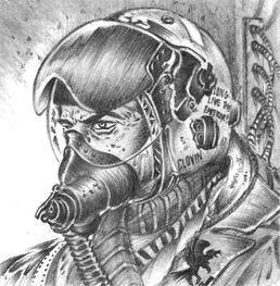 Piloto Cuerpo Aereo Fantine Aeronaves Armada Imperial Wikihammer