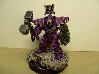 Exterminador Asalto Hijos Emperador Herejía Warhammer 40k wikihammer