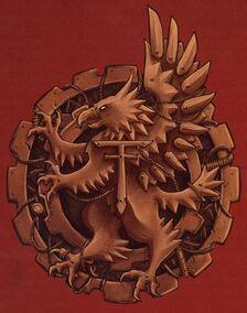 Símbolo Legio Gryphonicus