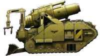 Bombard 17º Regimiento de Tallarn