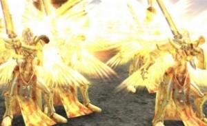 Sororitas angeles vengadores soulstorm