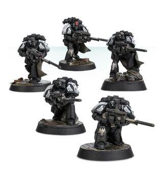 Escuadra de Ataque Mor Deythan Guardia del Cuervo