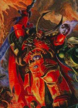 Kranon con Piedar del Fuego Infernal Wikihammer