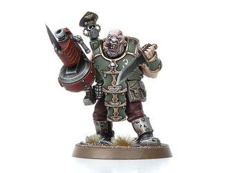 Nork Deddog Ogrete Guardia Imperial 6ª Edición