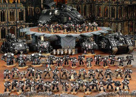 Cruzada de Lastrati Templarios Negros
