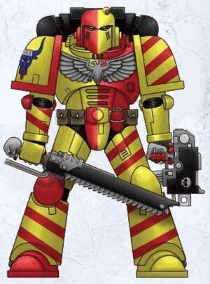 Esquema Color Original Minotauros Wikihammer