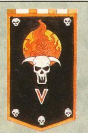 FlamingSkulls Banner