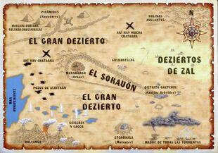 Mapa gorkamorka