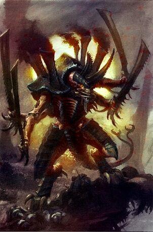 Tiranidos señor de la horda color