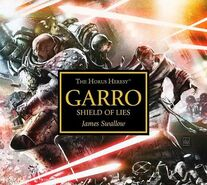 Audio garro shield of lies
