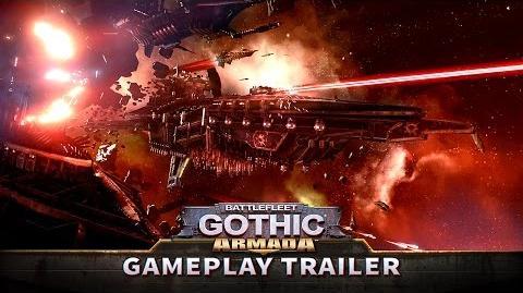 Battlefleet Gothic Armada - Gameplay Trailer