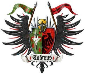 Caballeros emblema cadmus
