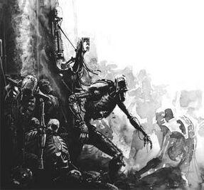 Cementerio de Regeneracion Necron Wikihammer