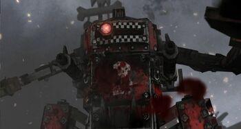 Lata Azezina Dreadnought Orko Dawn of War 2