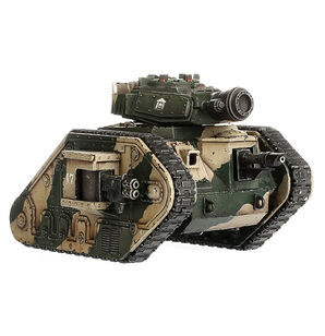 Miniatura guardia imperial leman russ Demolisher