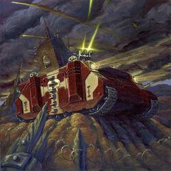 Rhino Inquisición David Deen ilustración