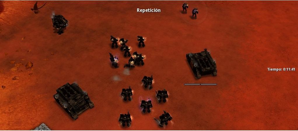 21 Los Templarios hacen recuento de bajas.