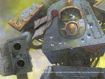 Dreadnought kargul guardia muerte