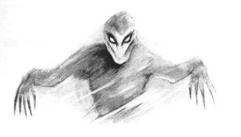 Espectro Astral 1ª Edición ilustración Wikihammer