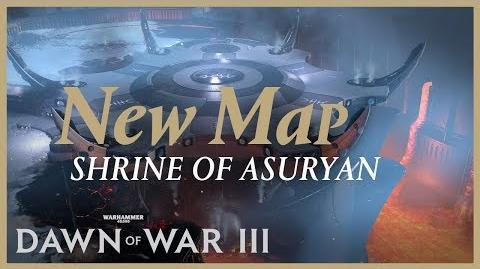 Map Spotlight Shrine of Asuryan
