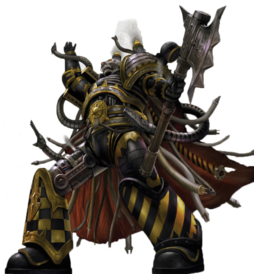Caos herrero de disformidad conjurando