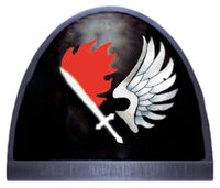 Emblema Ángeles de Retribución Wikihammer