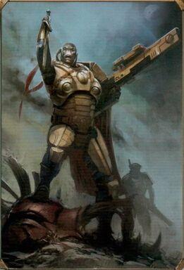 Filoardiente Tau Shas'nel Warhammer 40k Wikihammer