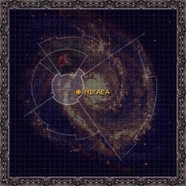 Galaxy map NIKAEA wikihammer 40k