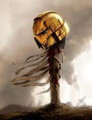 Tumba casco marine wikihammer