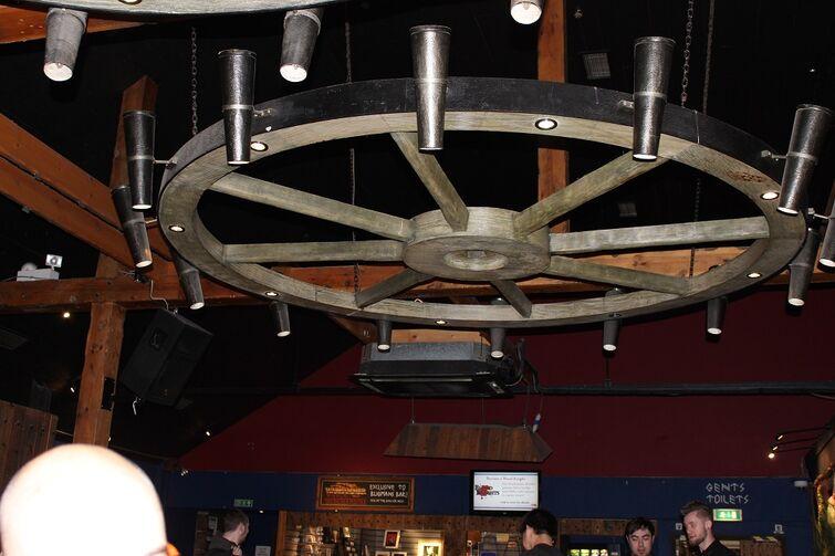 Warhammer World Nottingham Wikihammer Bugman's 6