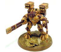 XV88 Apocalipsis T'au Forge World miniatura
