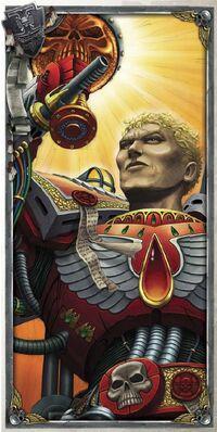 Corbulo Grial Rojo Angeles Sangrientos wikihammer 40k