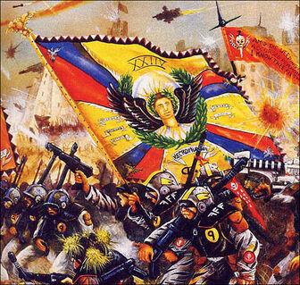 Regimiento necromunda Ollanius Pius