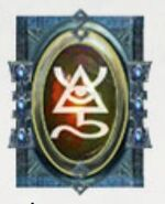 Simbolo eldar runa guardianes almas