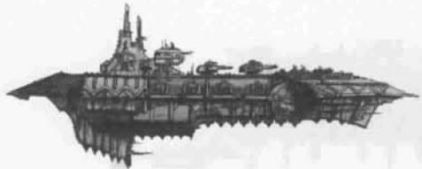 Crucero Pesado Clase Cardenal Flota Imperial Wikihammer