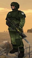 Gi 1 regimiento kronus