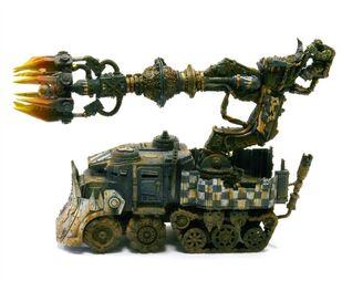Orkos camión armado