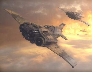 Patrulla Thunderbolts Aeronaves Armada Imperial Wikihammer