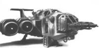 Marauder Bomber vista frontal