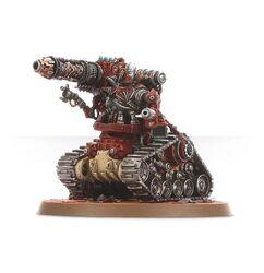 Servidor de Combate Kataphron Destructor Cañón Grav Pesado Mechanicus