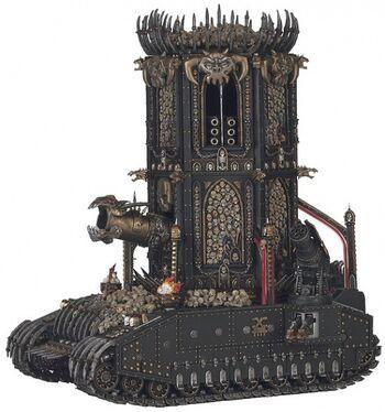 Torre de Cráneos 40k Khorne