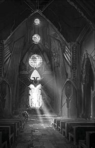 Eclesiarquia catedral abandonada