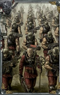 Stigmartus culto caos wikihammer