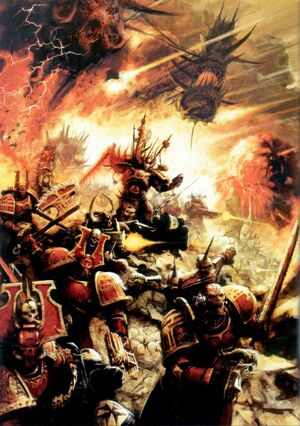 Caos armageddon