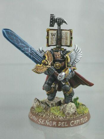 Lord Eledan Martillos de Wikia